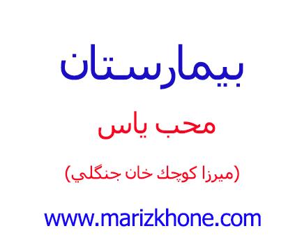 بيمارستان محب ياس (ميرزا كوچک خان جنگلی)-لیست زایشگاههای ایران-زایشگاه محب یاس