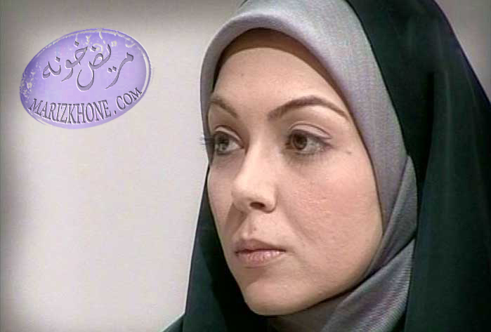 آزاده نامداری سفیر سرطان پستان در ایران-آزاده نامداری-بیو گرافی آزاده نامداری-سفیر کمپین سرطان پستان در ایران-مریض خونه1