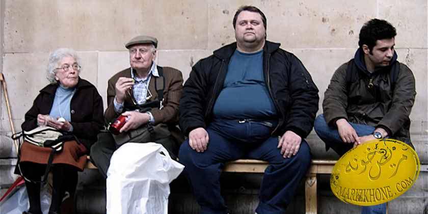 چاقی-عوامل موثر در بروز چاقی-محیط و رابطه ی ان با چاقی