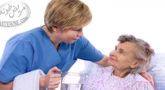 پارکینسون,پرستار,PD Nursing Care,دوپامین,سلولهای عصبی,عارضه,تخریب سلول,استیل کولین,تروماتیک,کمبود اسیدفولیک,مریض خونه,marizkhone-3
