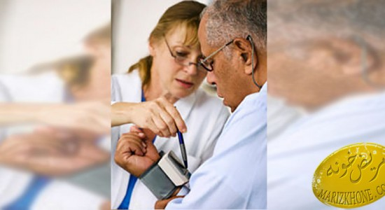 فشارخون-بیماري فشارخون-میانگین فشارخون-اختلال دید-تنگی نفس ناگهانی-درد قفسه سینه-اندازه گیري فشار-مریض خونه-بیمارستان-marizkhone