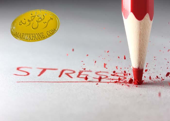 تاثیر هورمون استرس بر کل بدن
