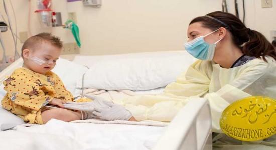 ملاحضات پزشکی درافراد مبتلا به نشانگان داون-کودکان مبتلا به سندروم داون-سرماخوردگی-عقب ماندگی ذهنی-کروموزوم 21-ناراحتی های گوش-درمان عفونت سینه ودستگاه تنفس