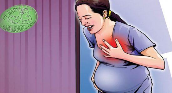 ایست قلبی در حاملگی ,Cardiac Arrest During Pregnancy,آمبولی ریوی,تروما,داروهای توکولیتیک,آسپیراسیون در دوران حاملگی,احیاء قلبی ریوی
