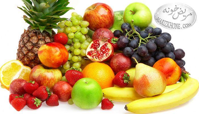 کاهش ابتلا به حملات قلبی و سکته با مصرف روزانه میوه