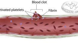 پیشگیری از لخته شدن خون