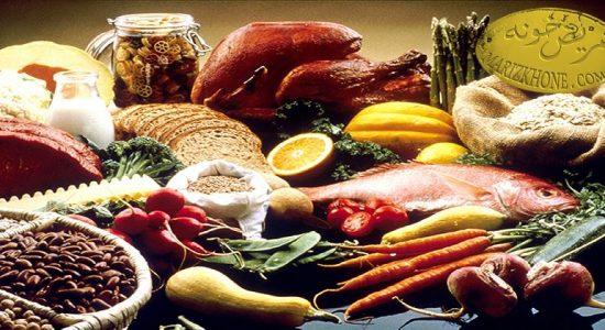 مواد غذایی جایگزین دارو