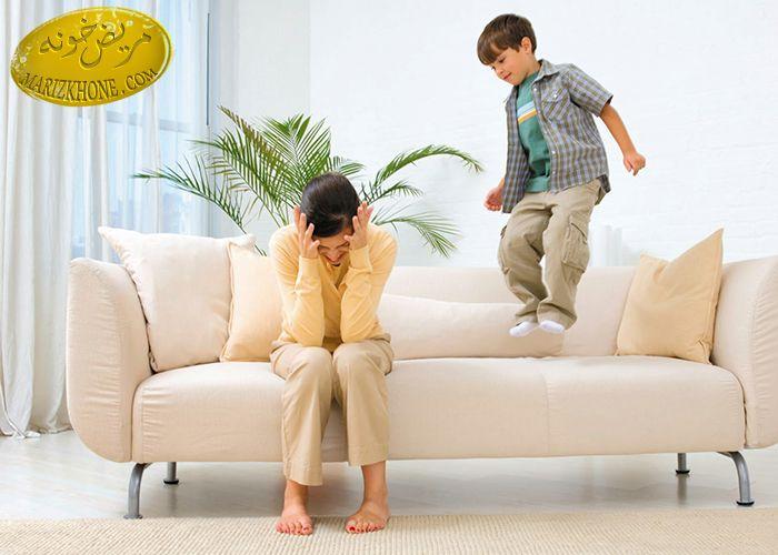 عوارض ریتالین در کودکان بیش فعال