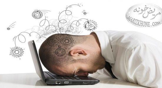 عوارض ناشی از استرس