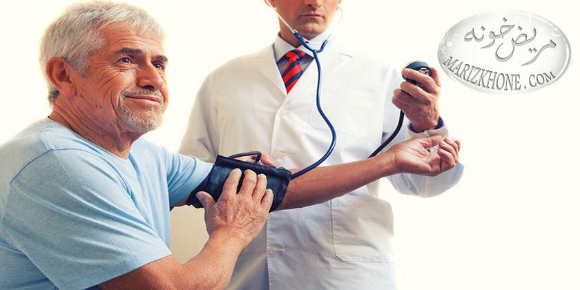 تاثير پياده روي بر فشار خون بالا