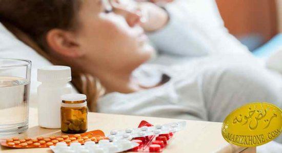 درمان سرماخوردگی نوزاد نی نی سایت