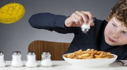 مضرات مصرف نمک