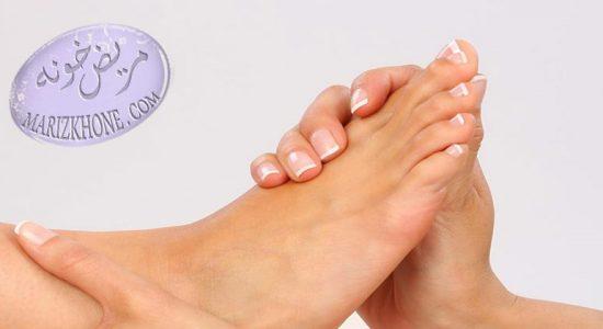 بیماری های رایج مربوط به پا