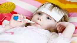 درمان تب مخملک