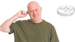 علت خارش گوش گلو و چشم