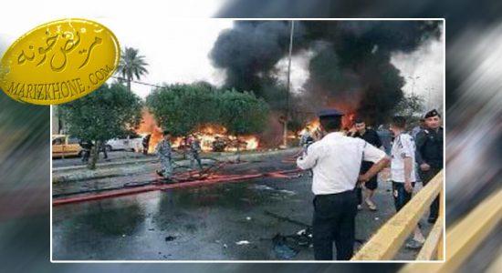 انفجار بمب در عراق