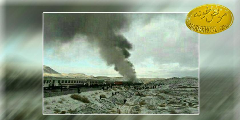 اسامی مجروحان سانحه قطار