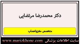 دکتر محمدرضا مرتضایی