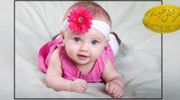 پرده بکارت بدون منفذ در نوزادان دختر