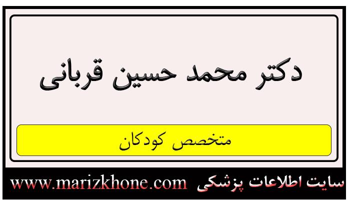 دکتر محمد حسین قربانی