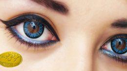 مضرات لنز های طبی و رنگی