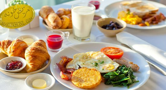 حذف وعده صبحانه