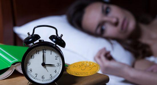 ارتباط بیخوابی و آسم