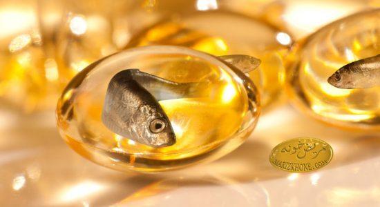 تاثیر مصرف روغن ماهی در پیشگیری از آسم