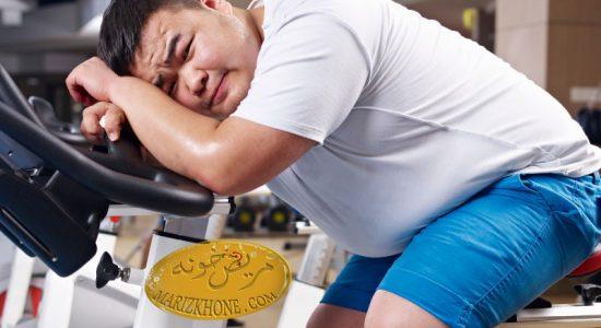 ورزش به تنهایی برای پیشگیری از افزایش وزن کافی نیست