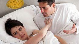 دلایل کاهش میل جنسی