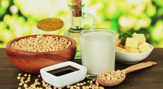 مصرف سویا باعث کاهش احتمال عود مجدد سرطان سینه می شود