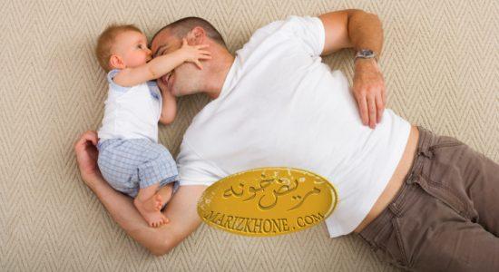 ارتباط بین مصرف ویتامین D پدر قبل از بارداری و قد و وزن کودک