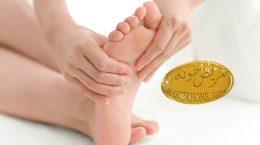 کاهش فشار خون با ماساژ کف پا